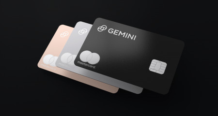 Биржа Gemini запускает кредитную карту Mastercard.