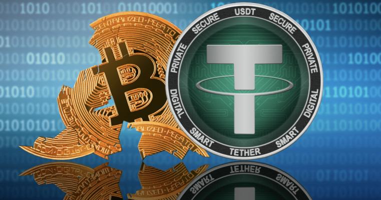 Компания Tether впервые с 2014 года опубликовала детализацию обеспечения USDT.