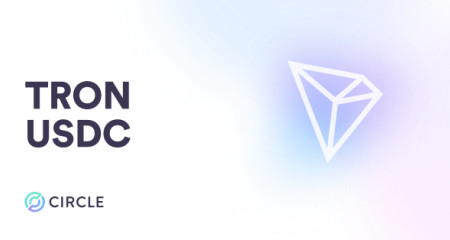 Стейблкоин USD Coin был запущен на блокчейне Tron.