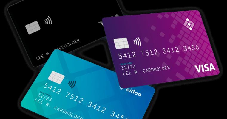 Мультивалютный кошелёк и криптобиржа Eidoo начал рассылку своих дебетовых карт Visa.