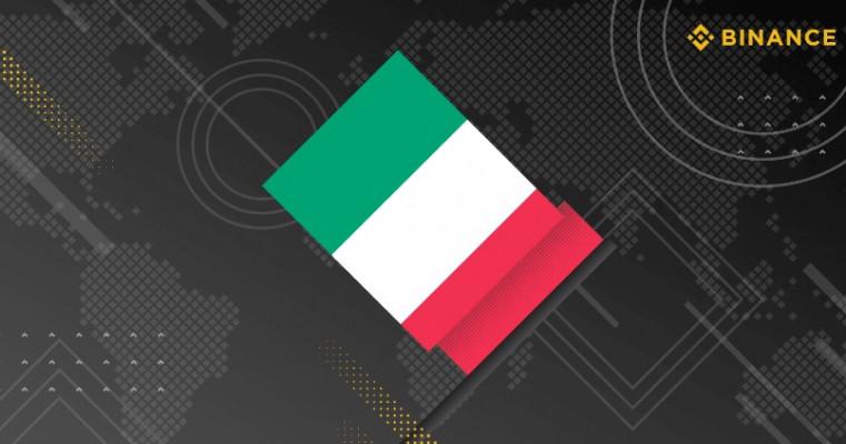 Итальянский регулятор предупредил потребителей о нерегулируемой деятельности Binance.