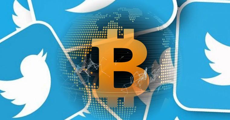 Соц сеть Twitter планирует интегрировать BTC.