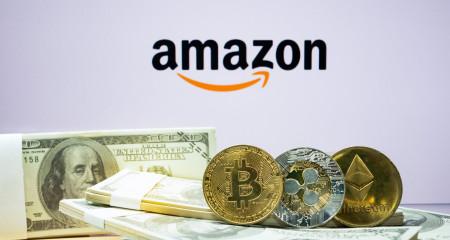 Amazon будет принимать BTC к оплате.