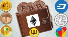 Мультикошелек для криптовалюты