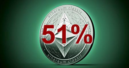 Сеть Эфириума подверглась неудачной атаке 51%