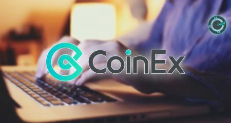 Биржа CoinEx добавила опцию вывода средств на рублевые карты.